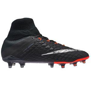 Nike Hypervenom Phantom III DF FG Fußballschuh schwarz – Bild 2