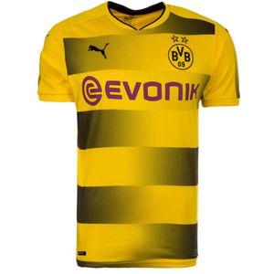 Puma BVB Borussia Dortmund Kinder Home Trikot 17/18  – Bild 1
