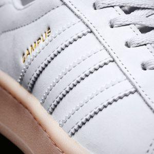 adidas Originals Campus Damen Sneaker Crystal White  – Bild 8