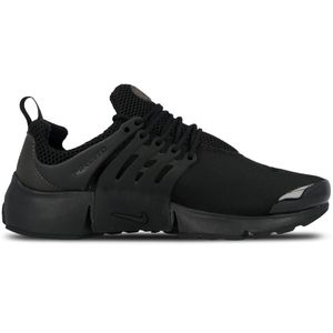 Nike Presto GS Kinder Sneaker schwarz all black – Bild 2