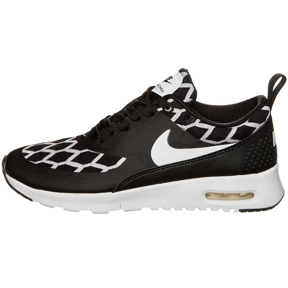Nike Air Max Thea SE GS Sneaker schwarz weiß