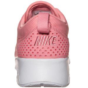 Nike WMNS Air Max Thea Damen Sneaker rosa weiß – Bild 4