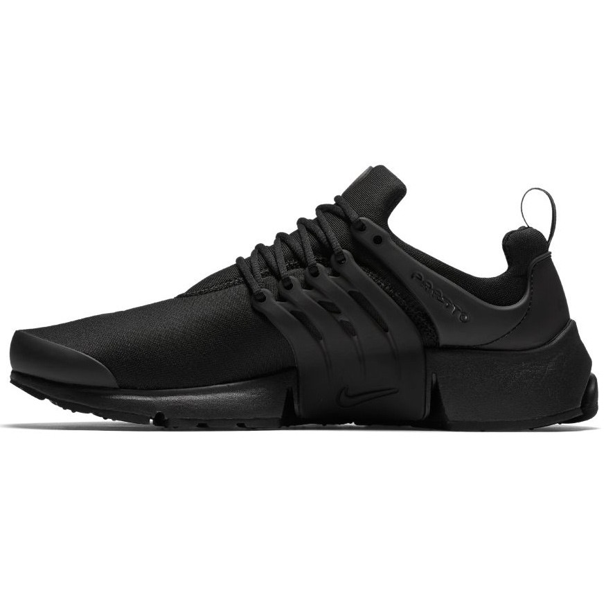 nike air presto essential herren sneaker schwarz. Black Bedroom Furniture Sets. Home Design Ideas
