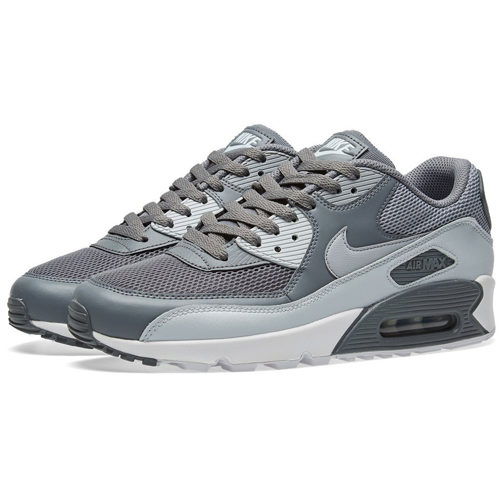 huge selection of 8637e c11f5 Nike Air Max 90 Essential Herren Sneaker grau – Bild 2