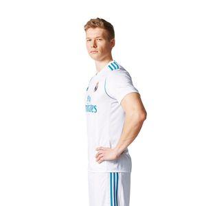 adidas Real Madrid Home Jersey Trikot 17/18 weiß  – Bild 4