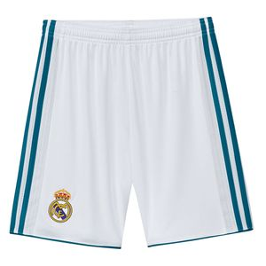 adidas Real Madrid Home Short Herren weiß 17/18 – Bild 6
