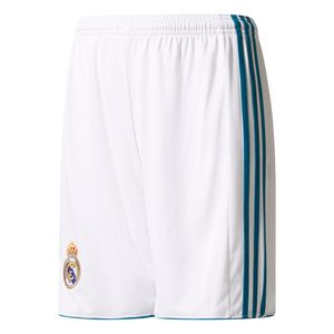 adidas Real Madrid Home Short Kinder weiß 17/18 – Bild 1