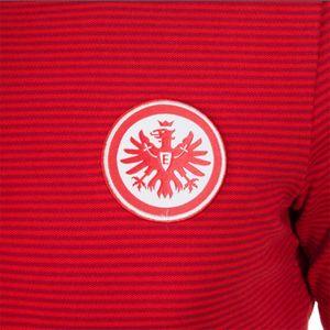 Nike Eintracht Frankfurt Modern Authentic Polo Herren rot  – Bild 3