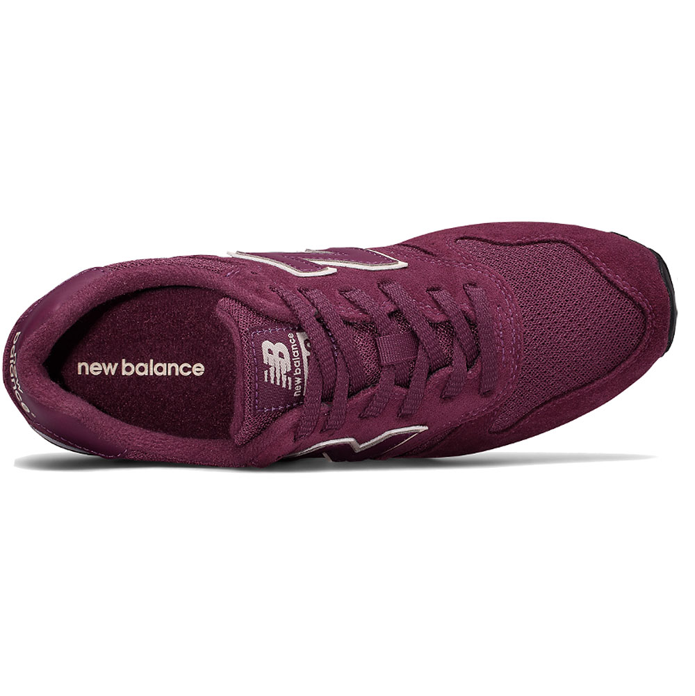 new balance damen burgundy
