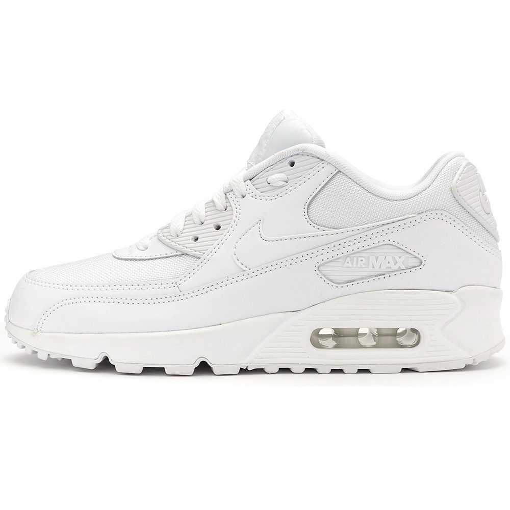 reputable site 25310 ced66 Nike Air Max 90 Essential Herren Sneaker weiß