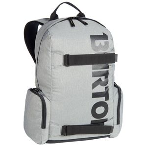 Burton Skater Rucksack Emphasis Pack - 35 Liter grey heather – Bild 1