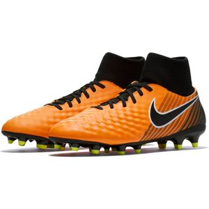 Nike JR Magista Onda II DF FG Kinder orange schwarz – Bild 4