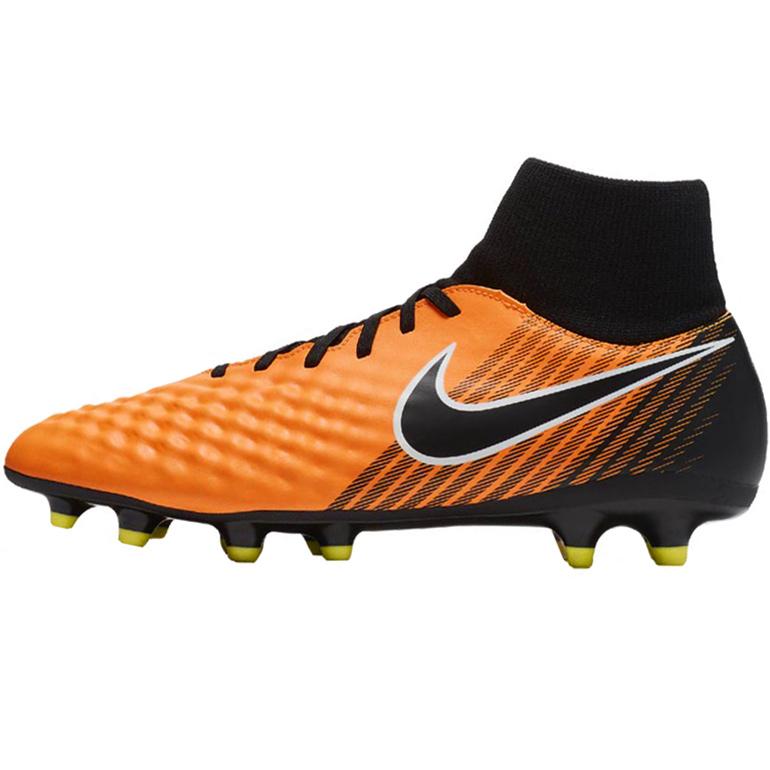 Nike JR Magista Onda II DF FG Kinder orange schwarz