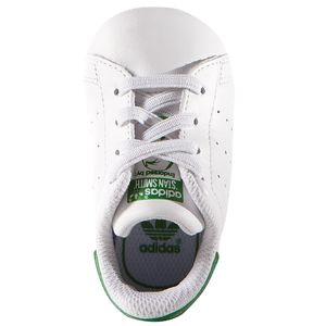 adidas Originals Stan Smith Crib Baby Sneaker weiß grün – Bild 5