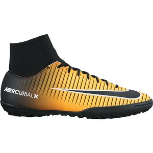 Nike Mercurial X Victory VI DF TF Fussballschuh orange schwarz
