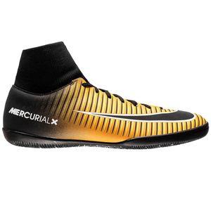 Nike Mercurial X Victory VI DF IC Fussballschuh orange schwarz