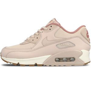 Nike WMNS Air Max 90 Leather Damen Sneaker rosa – Bild 2
