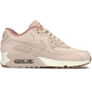 Nike WMNS Air Max 90 Leather Damen Sneaker rosa – Bild 1