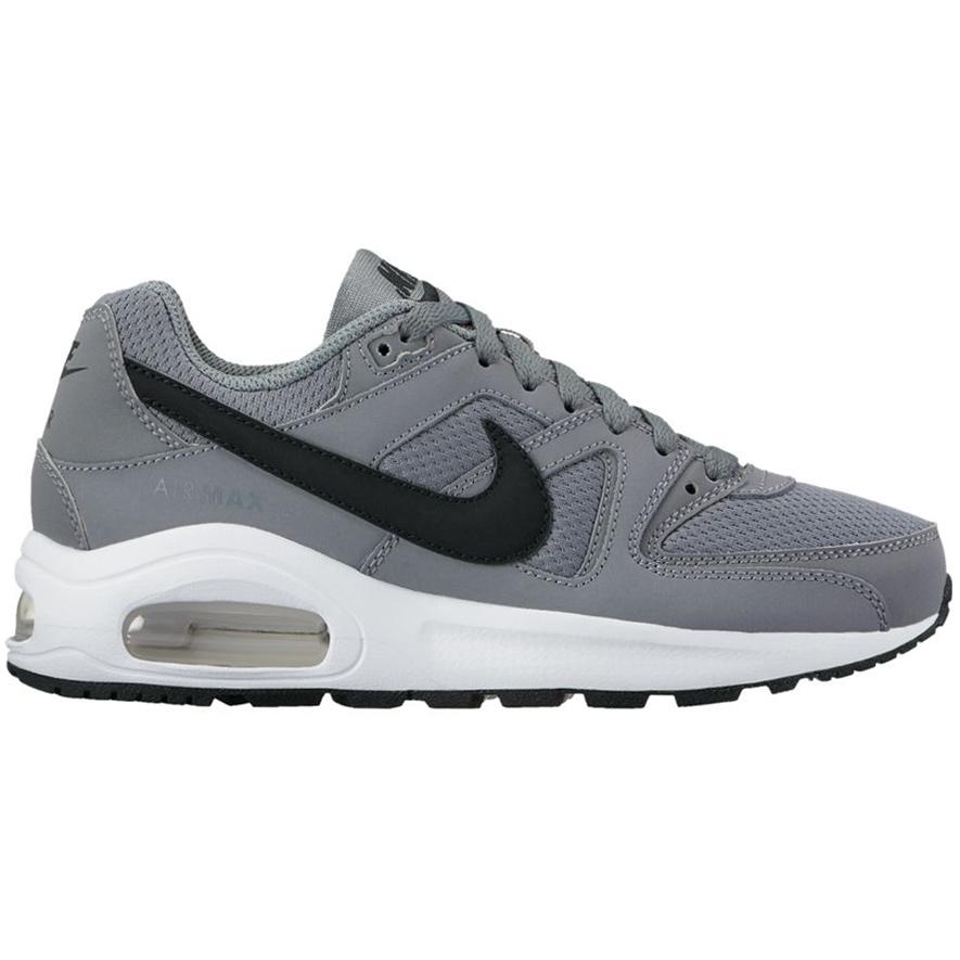 finest selection 18458 4a844 Nike Air Max Command Flex GS Sneaker grau weiß schwarz