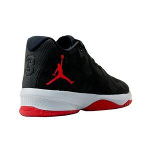 Nike Jordan B. Fly Basketball Sneaker schwarz grau rot – Bild 2