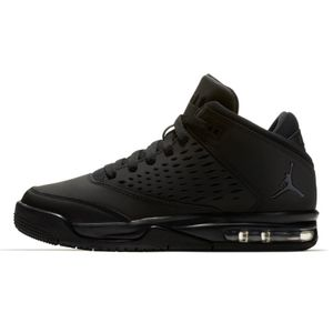 Nike Jordan Flight Origin 4 BG Basketball Sneaker schwarz – Bild 2