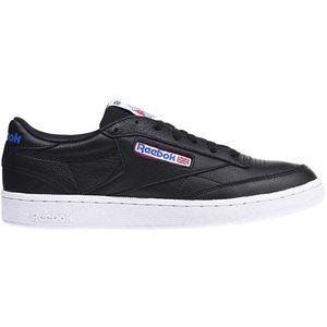 Reebok Club C 85 SO Herren Sneaker schwarz Leder – Bild 1