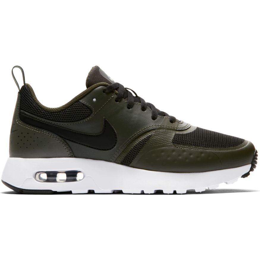 Nike Air Max Vision GS Kinder Sneaker oliv schwarz weiß