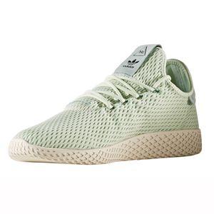 adidas Originals PW Tennis HU Sneaker mint grün – Bild 3