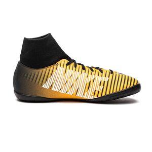 Nike JR Mercurial X Victory VI DF IC Kinder orange schwarz