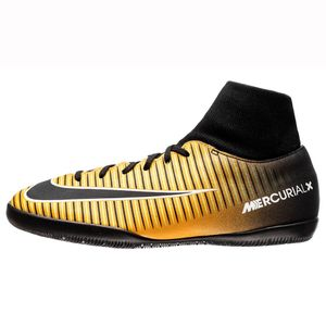 Nike JR Mercurial X Victory VI DF IC Kinder orange schwarz – Bild 2