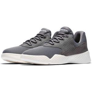 Nike Jordan J23 Low Herren Basketball Sneaker grau weiß – Bild 3
