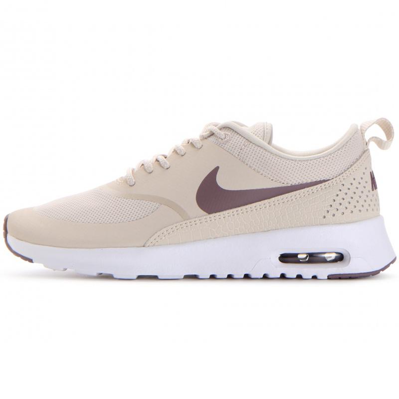 watch 23584 24c72 Nike WMNS Air Max Thea Damen Sneaker light orewood brown – Bild 2