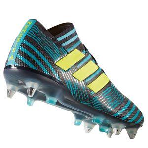 adidas Nemeziz 17.1 SG Herren Fußballschuh legend ink – Bild 4