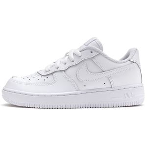 Nike Air Force 1 GS Damen & Kinder Sneaker weiß – Bild 2