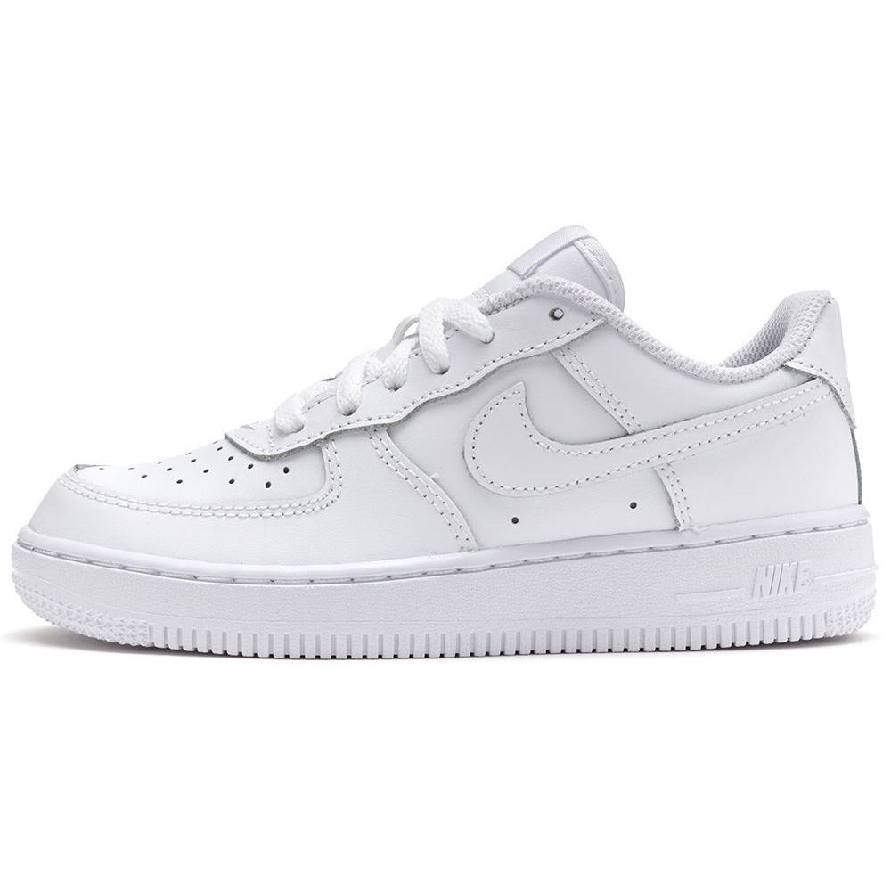 hot sale online c0f46 96393 Nike Air Force 1 GS Damen amp Kinder Sneaker weiß ...