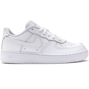 Nike Air Force 1 GS Damen & Kinder Sneaker weiß – Bild 1