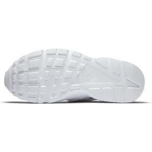 Nike Air Huarache Run GS Sneaker weiß – Bild 3
