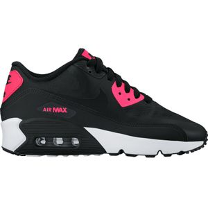 Nike Air Max 90 Ultra 2.0 GS Kinder & Damen Sneaker schwarz – Bild 1