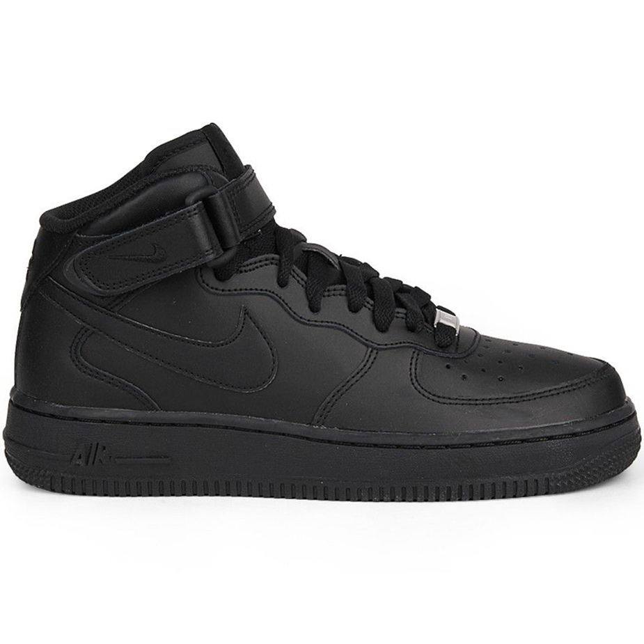 pretty nice 1b05c 36ca2 Nike Air Force 1 Mid GS High-Top Sneaker schwarz
