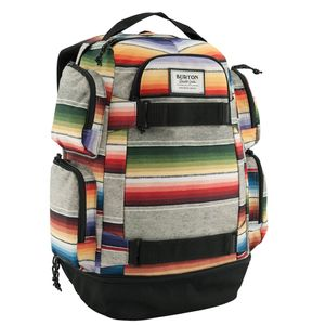 Burton Distortion Pack 35L Rucksack bright sinola stripe
