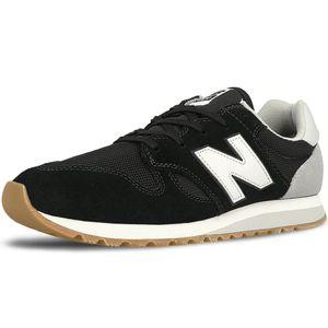 New Balance U520AG Herren Sneaker schwarz weiß – Bild 3