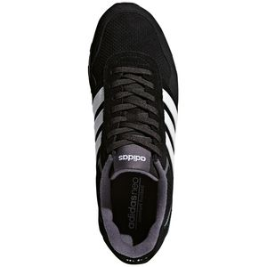adidas neo Runeo 10K Herren Sneaker schwarz weiß – Bild 4