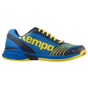 Kempa Attack Three Handballschuh blau gelb – Bild 1