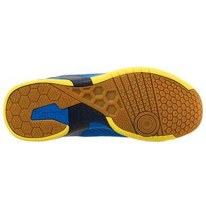 Kempa Attack Three Handballschuh blau gelb – Bild 2