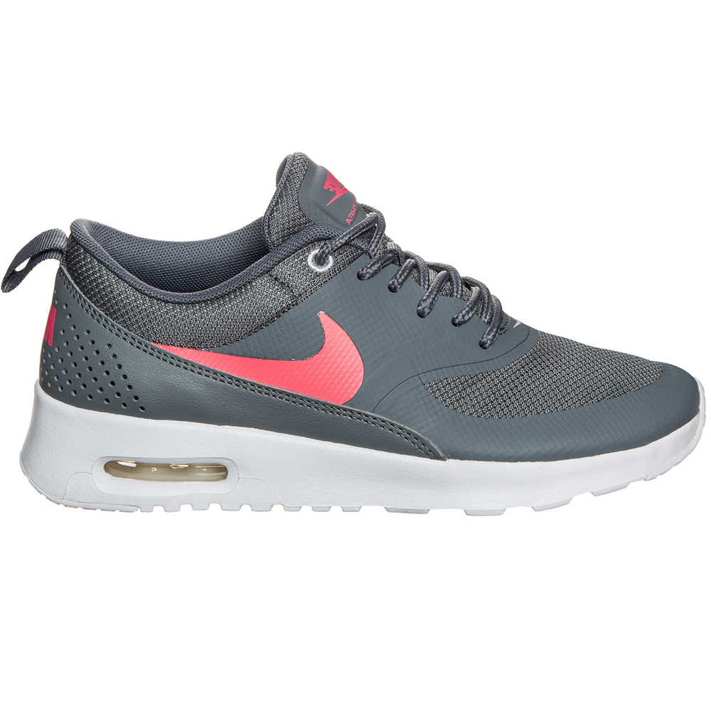 Nike Air Max Thea GS Sneaker cool grey lava glow