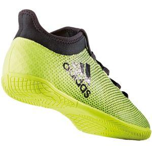 adidas X Tango 17.3 IN Herren Hallenschuh gelb schwarz – Bild 4