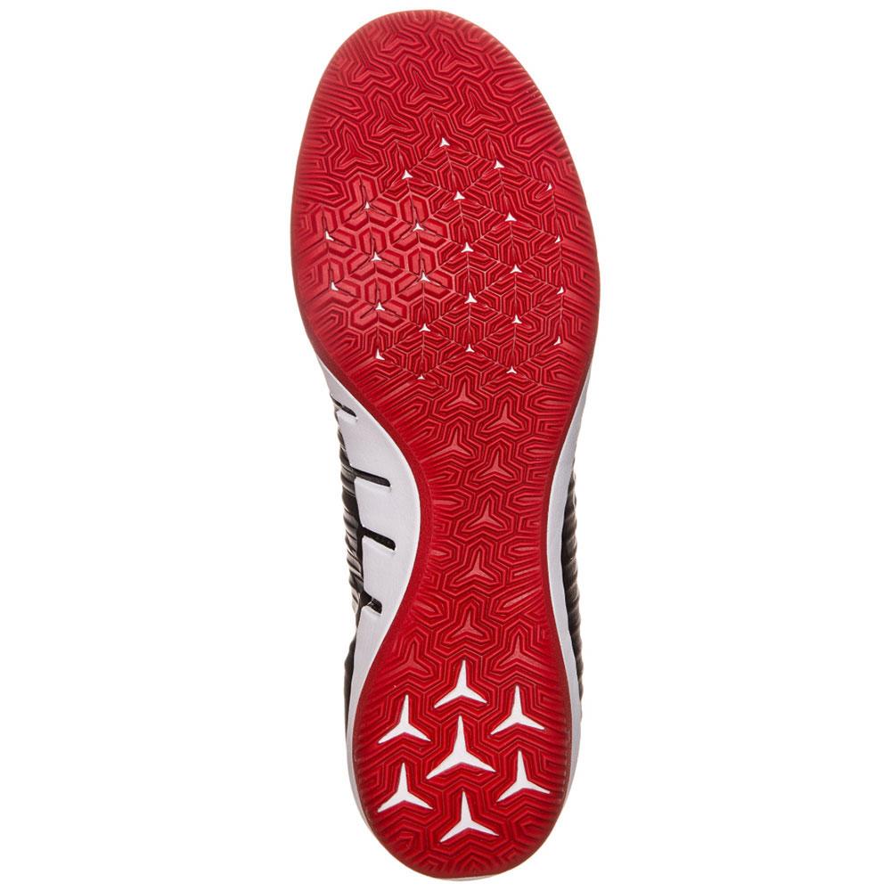 dfeceb92e65f Nike Mercurial X Finale II IC Hallenschuh schwarz rot – Bild 3
