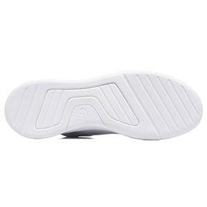 Lacoste LT Spirit 2.0 Herren Sneaker weiß grün – Bild 4