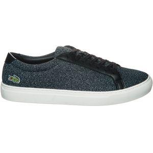 Lacoste L.12.12 Herren Sneaker schwarz weiß – Bild 1