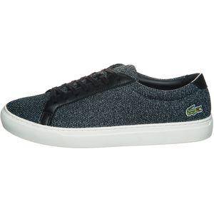Lacoste L.12.12 Herren Sneaker schwarz weiß – Bild 2